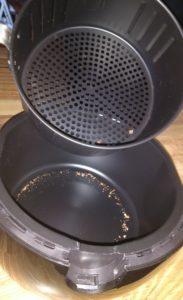 Vegan Air Fryer Recipes clean up