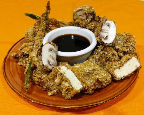 Vegan Air Fryer Recipes tempura