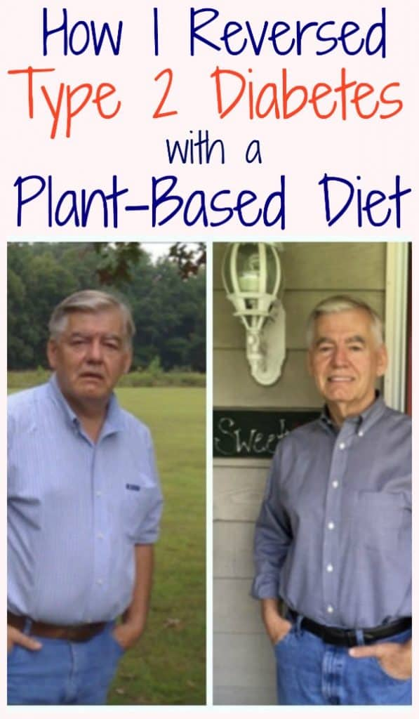 reversing diabetes with plant-based diet