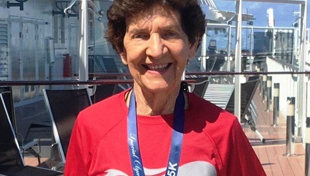 Plant-Based Nanette Rodgers, 81-Years Young & Still Running Races