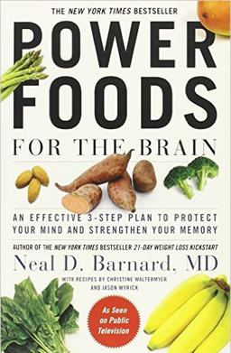 Power of Foods for the Brain