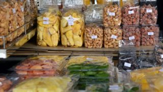Asian Food Markets: Shopping