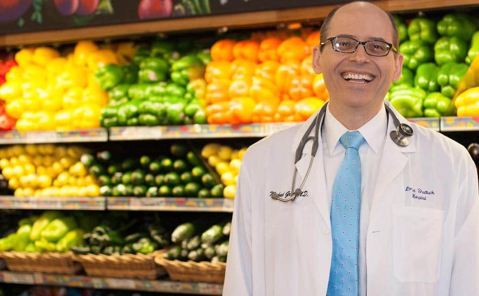 Plant-Based Diet Doctors & Experts Michael Greger