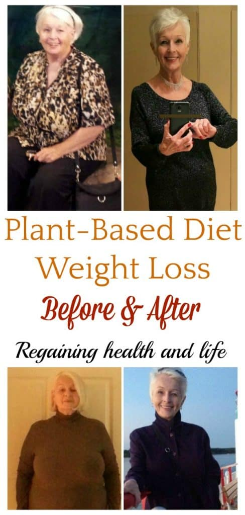 Plant-Based Diet Weight Loss Success