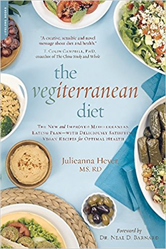 the vegiterranean diet cook book