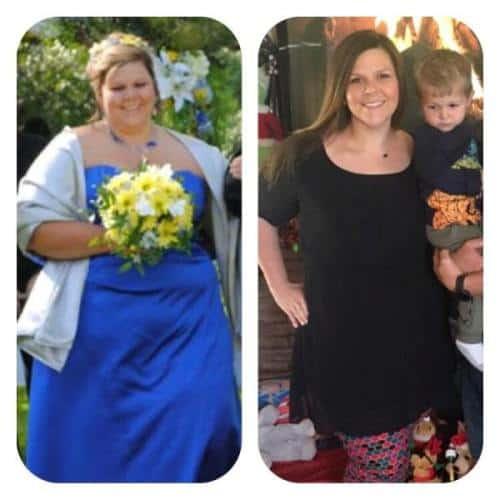 Kassi Harrington plant based diet success story