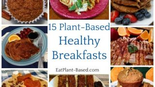 15 Vegan Breakfast Ideas