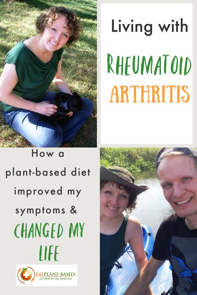 plant based diet arthritis