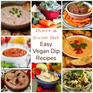 Vegan Dip Recipes