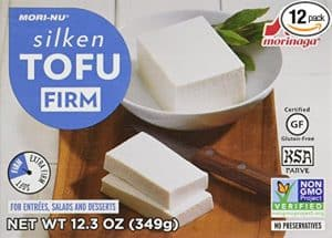 silken tofu firm in box