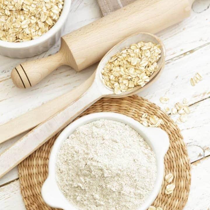 Oat flour
