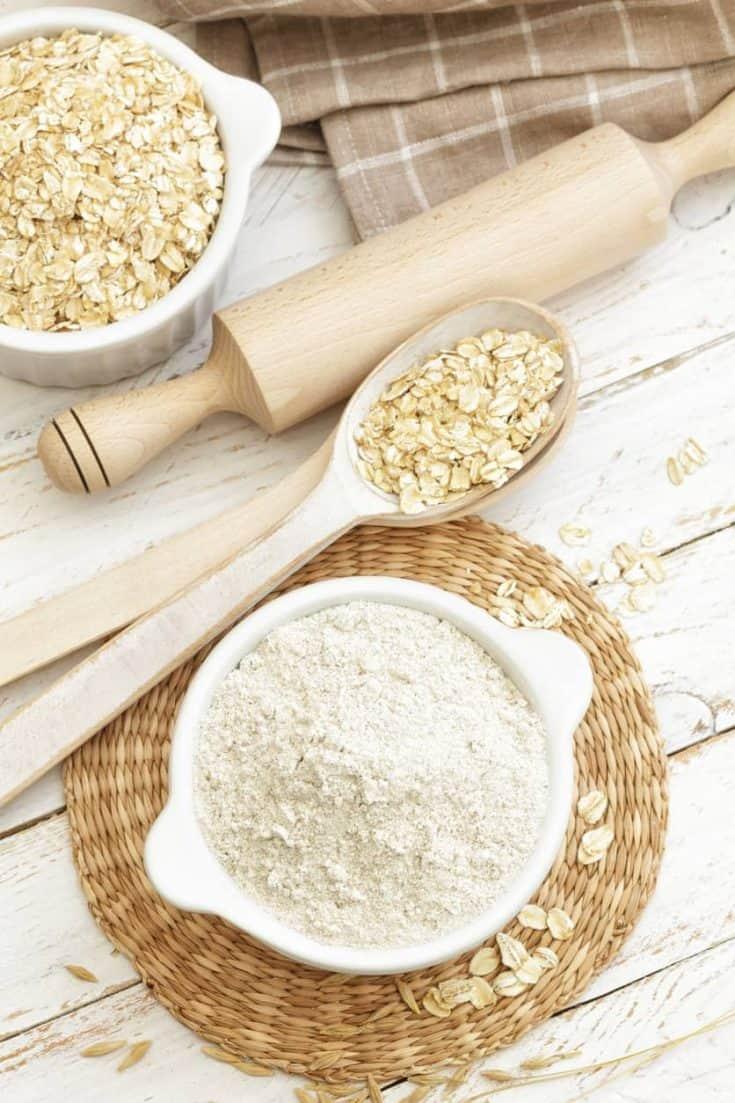 How to Make Oat Flour in Blender