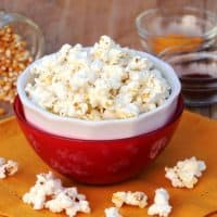 Stove Top Popcorn Cooking Instructions