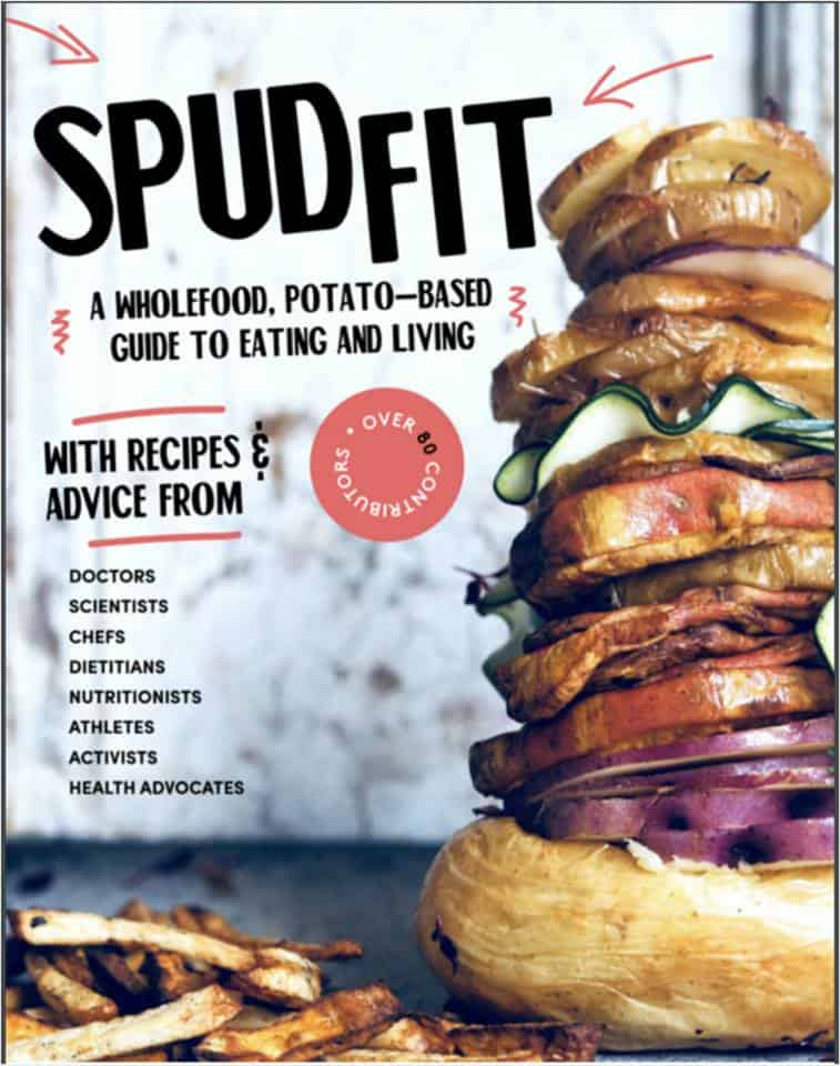 Spud Fit Cookbook cover
