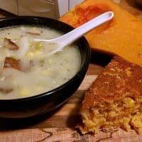 Potato Soup Vegan