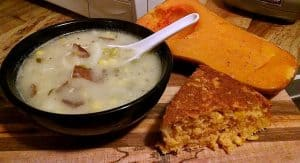 Homemade Vegan Potato Soup