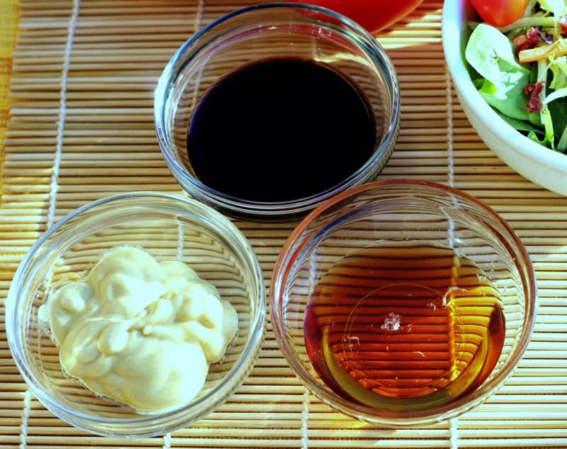 oil-free salad dressing for pasta.