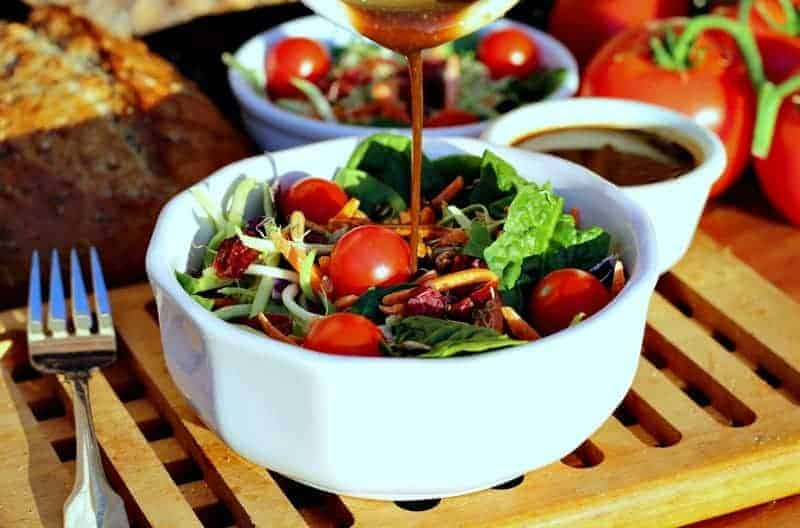 Oil-Free Salad Dressing
