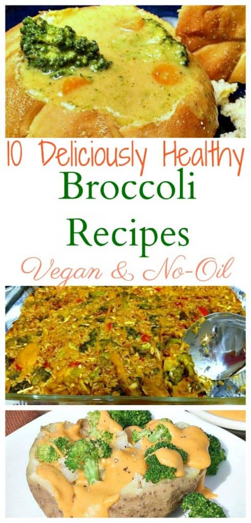 Vegan Broccoli Recipes