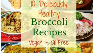 10 Healthy Vegan Broccoli Recipes | No-Oil