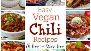 7 Easy Vegan Chili Recipes