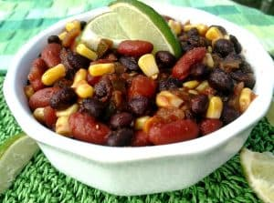 Yes-You-Can Black Bean Chili | Vegan