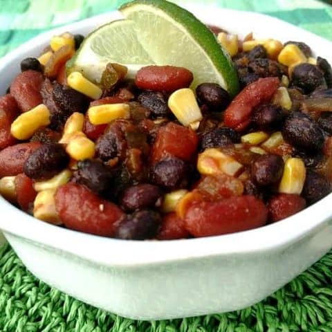 Yes-You-Can Vegan Black Bean Chili