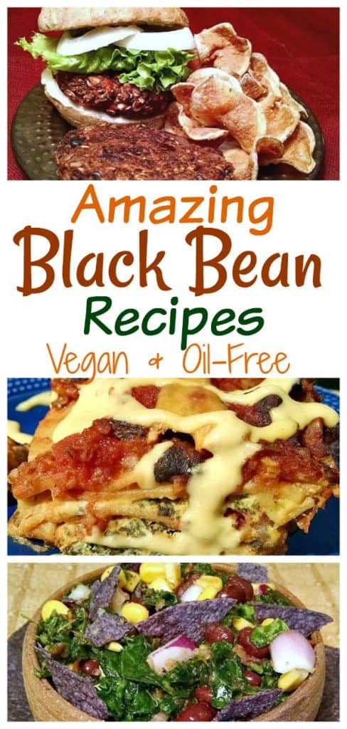 Healthy and delicious black bean recipes.