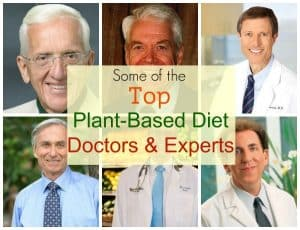 Top Plant Based Docs