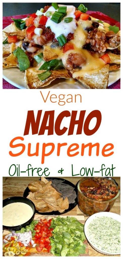 Vegan Nacho Supreme