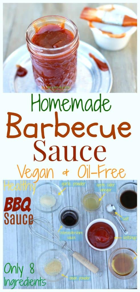 gluten free homemade bbq sauce pinterest collage