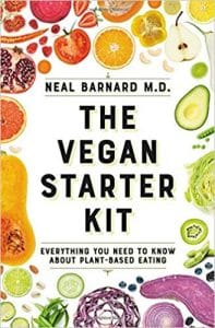 Starter Kit with Vegan Starter Kit Book