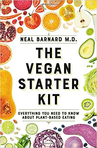 vegan starter kit book