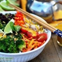 Easy Grain & Veggie Bowls