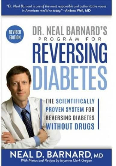 prevent and reverse diabetes dr. barnard book