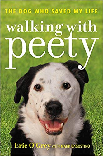 Walking with Peety book