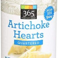 365 Everyday Value, Artichoke Quarted, 14.1 Ounce