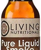 Living Nutritionals All-Natural Pure Liquid Smoke 5oz (147ml)