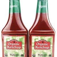 Trader Joes Organic Ketchup 24oz (Pack of 2)