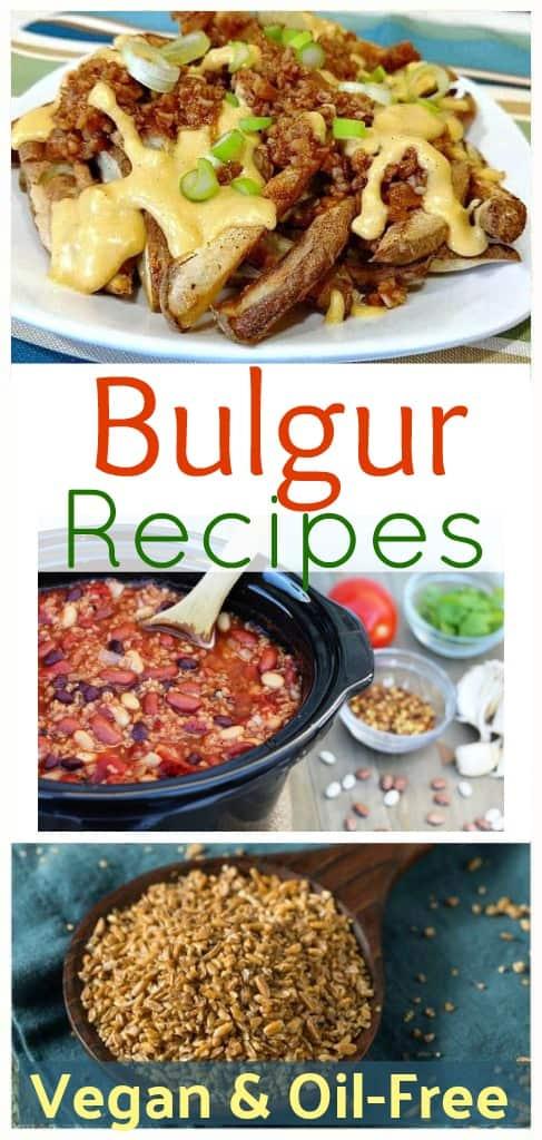 Bulgur Recipes