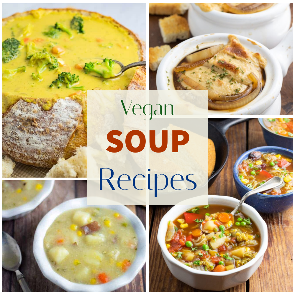 soup photo collage