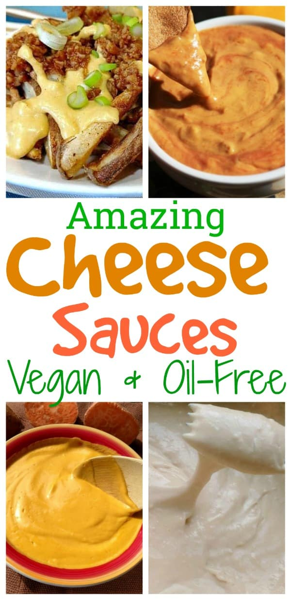 vegan cheese sauces