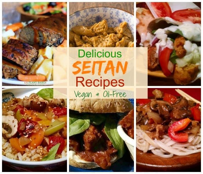 vegan seitan recipes pinterest photo