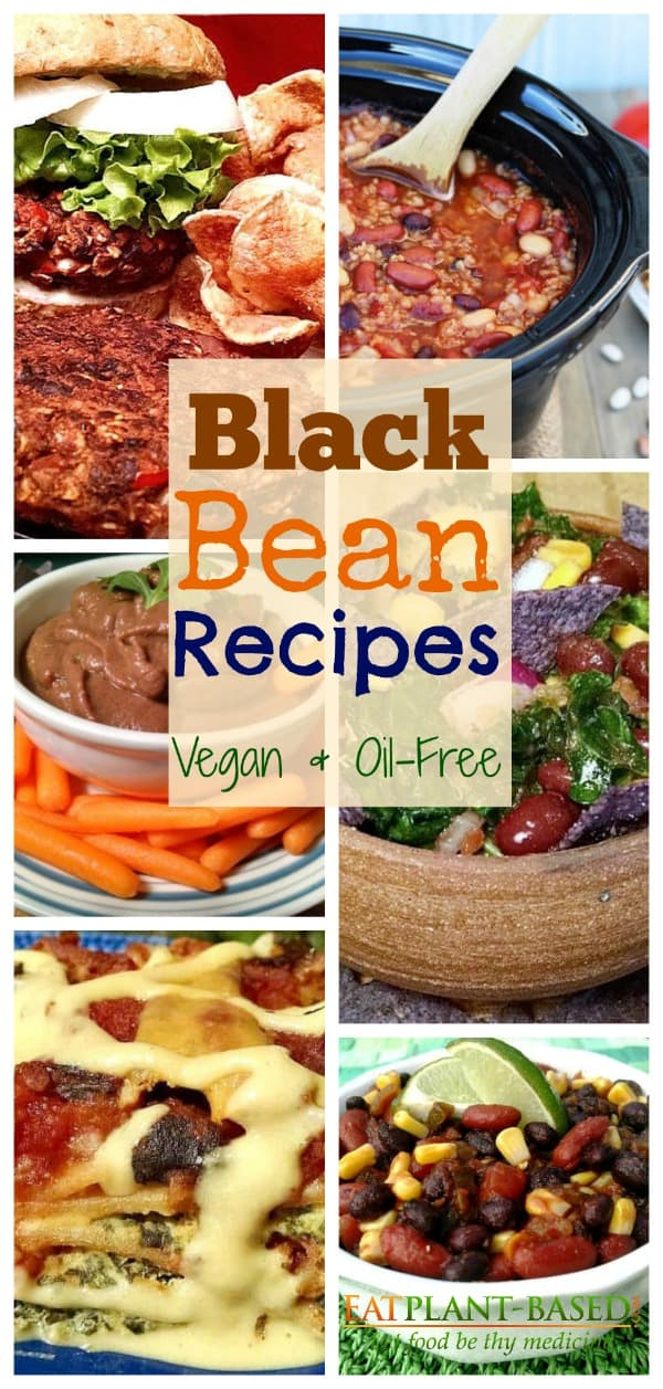 vegan black bean recipes