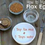 vegan egg substitute ingredients