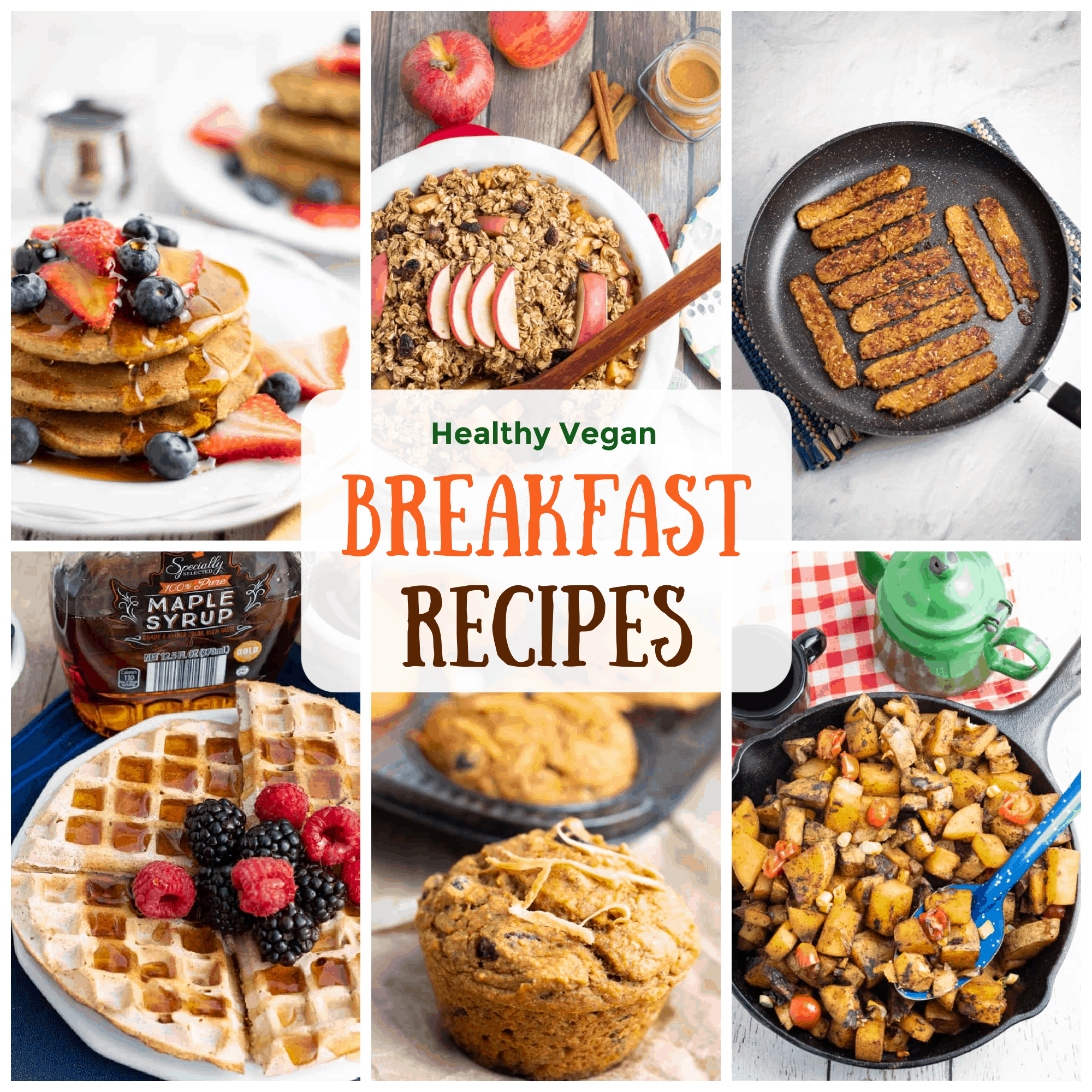 17 Healthy Vegan Breakfast Ideas Eatplant Based
