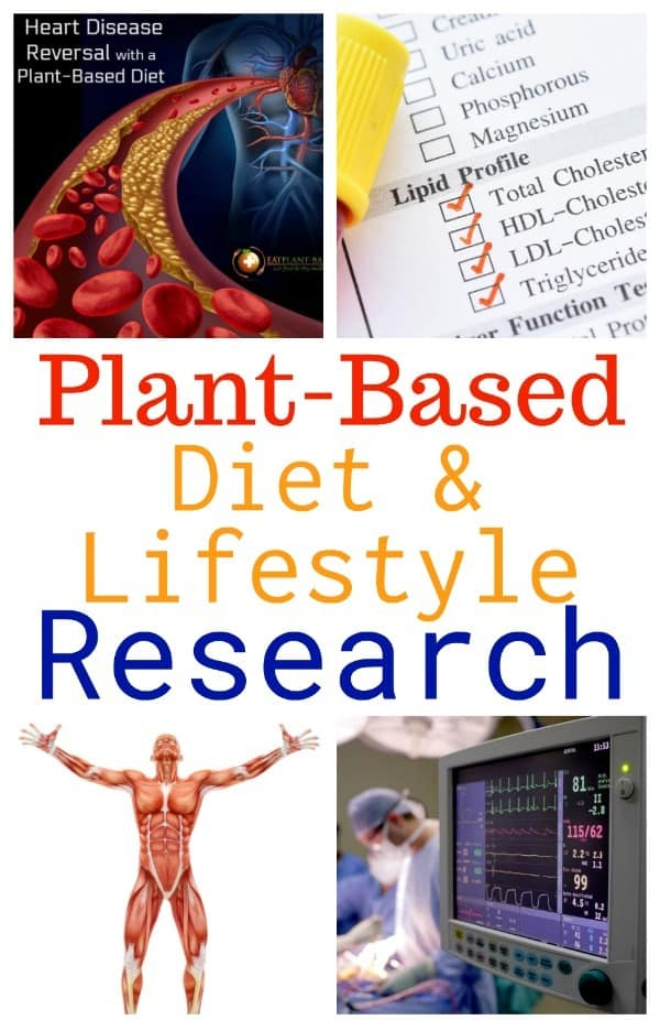 Plant Based Diet Science Research 2