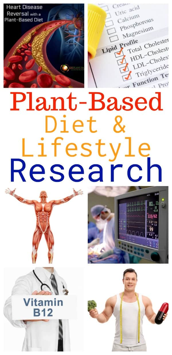 Plant Based Diet Science Research