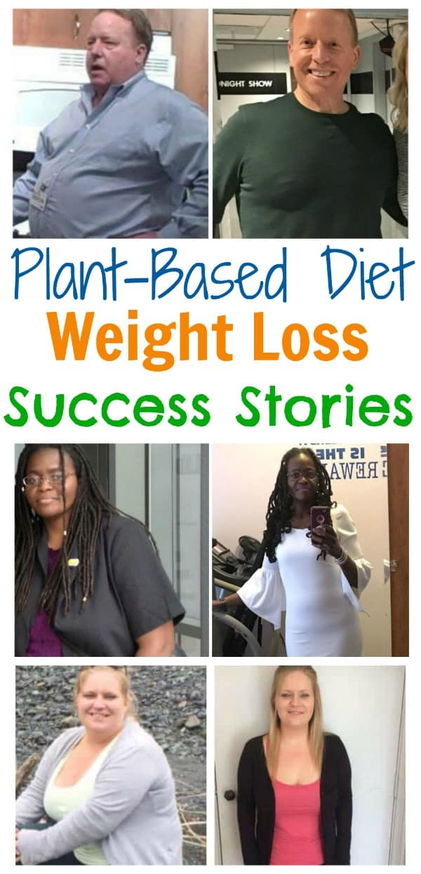 Plant Based Diet Weight Loss Success Stories