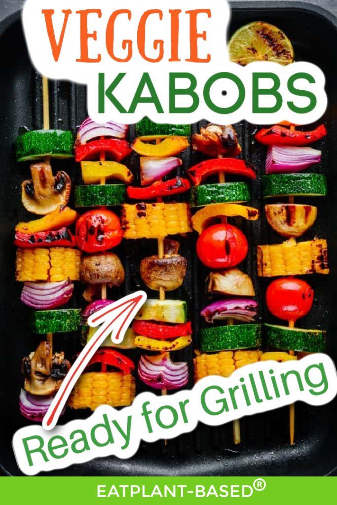 veggie kabob photo collage for pinterest
